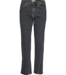 original denim rechte jeans grijs totême