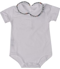 paio crippa collared rompers