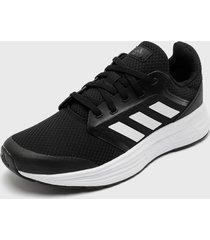 zapatilla deportiva galaxy 5 negro adidas performance