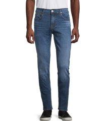 hudson men's ace skinny jeans - denim - size 38