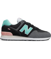 tenis new balance 574 marbled street hombre-ancho