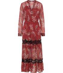 abito con lurex (rosso) - bodyflirt