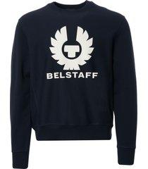 belstaff holmswood sweatshirt - navy 71130467-800