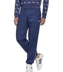 pantalón azul adidas favorites hombre