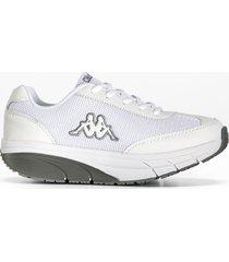 scarpa sportiva kappa (bianco) - kappa