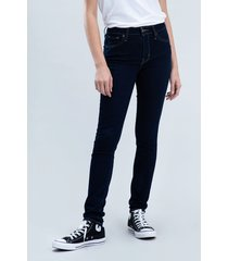 jean levis 721 high rise skinny cast shadows