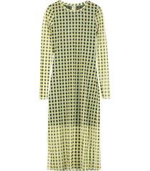 baum und pferdgarten jolanda printed tulle dress