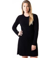 viscose pleated dress