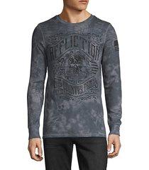 kryptek cotton-blend sweatshirt
