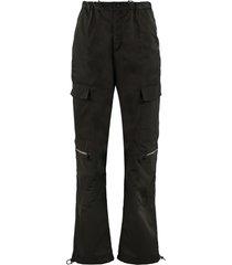 artica arbox techno nylon track pants