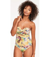 hyper tropics one-piece swimsuit