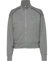 fz jacket sweat-shirt tröja grå calvin klein performance