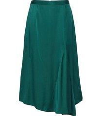 citha knälång kjol grön six ames