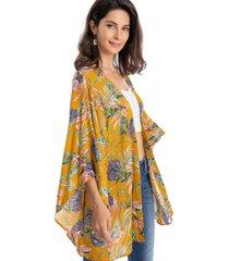 kimono tropical amarillo nicopoly