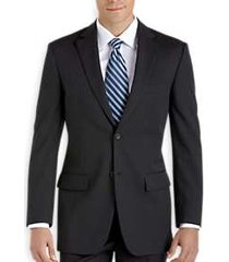 pronto uomo platinum modern fit suit separates coat black