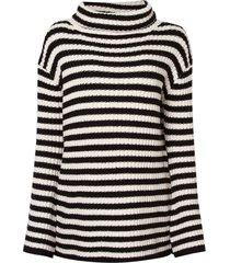 blusa striped away (listrado, gg)