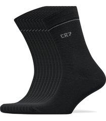 cr7 10-pack socks underwear socks regular socks svart cr7