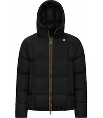 crepin thermo heavy quilted jacket
