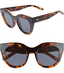 women's le specs air heart 51mm sunglasses -