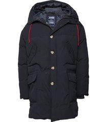 carter jacket gevoerd jack blauw svea
