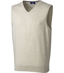cutter and buck men's big and tall lakemont sweater vest