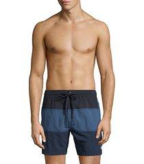 sandbar striped swim shorts