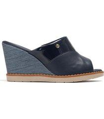 sandalia azul giardini/428019