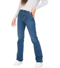jeans ribbenkast bootcut