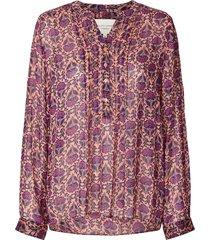 blouse met print helena  multi