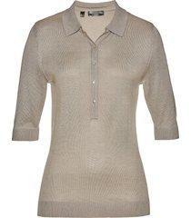 polo in maglia (grigio) - bpc selection