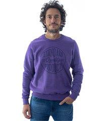 buzo violeta bravo