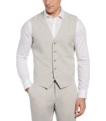 men's slim fit dress vest