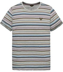 short sleeve r-neck jersey striped t-shirts