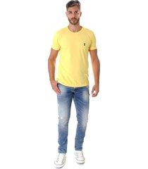 camiseta opera rock t-shirt amarela - amarelo - masculino - algodã£o - dafiti