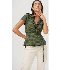 omlottblus henny blouse