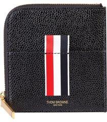 thom browne zipped wallet