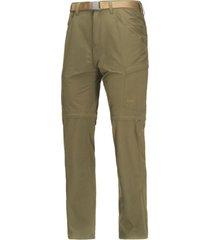 pantalon enduring mix-2 q-dry pants verde oliva lippi