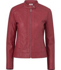 jacka jdydallas faux leather jacket