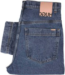 hugo 843 relaxed fit jeans - blue 50406487