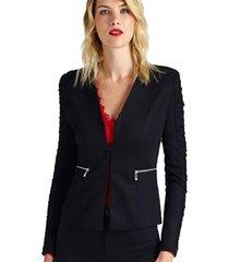 chaqueta aba jacket negro guess
