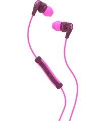 skullcandy audifonos method plum/pink/pink mic1