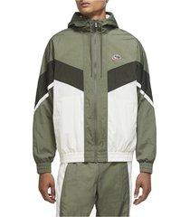 sportswear heritage jacket