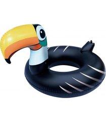 boia inflável especial gigante anel tucano - belfix