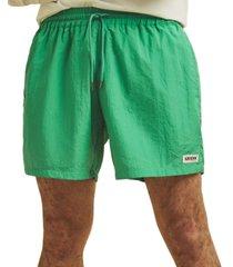guess men's originals drawstring shorts