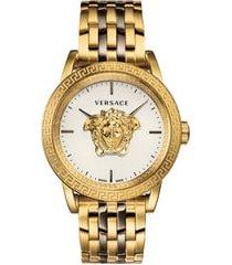 men's versace palazzo empire bracelet watch, 43mm