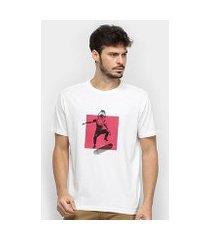 camiseta osklen stone osk srfng skater masculina