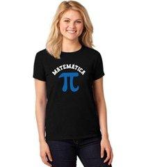 camiseta feminina t-shirt universitária faculdade matemática - feminino