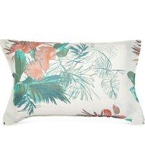 nap oasi pillow case set - turquoise