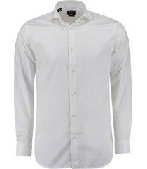 overhemd honeselpelle wit