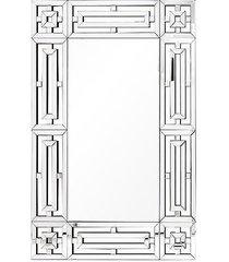 lustro prostokątne lustrzane elsa 120 cm